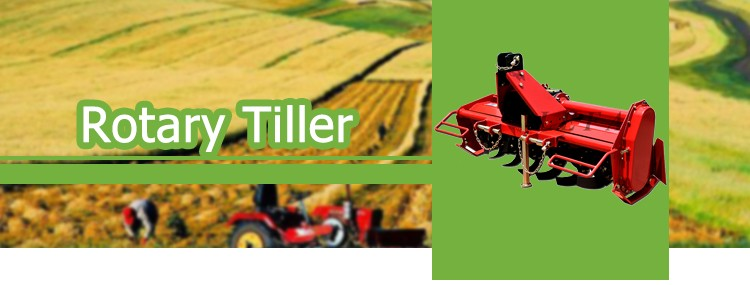 Tractor Tiller Product : Point hitch rotary tiller small tractor mini