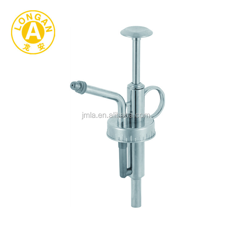 Plastic hand pump foam sprayer perfume head