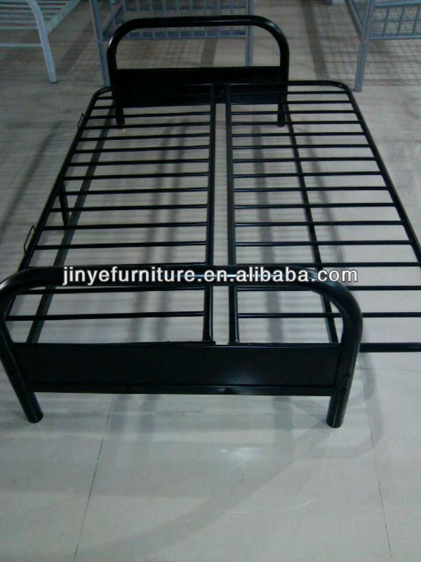 Metal frame sofa bed china metal sofa bed frame on global - Como hacer un futon ...