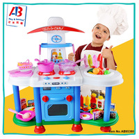 2016 New Products Kids Plastic Games Grocery Store Cashier Games Play Kitchen