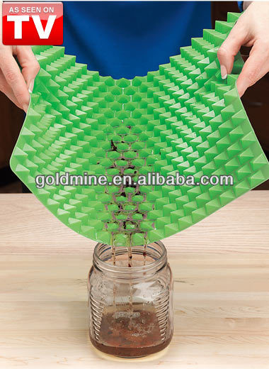 Healthy Chef Baking Mat pyramid pan silicone backing mat