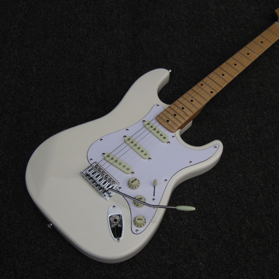 60 Vintage ST Jimi Hendrix Classical White High Quality Global Chinese Factory Electric Guitars