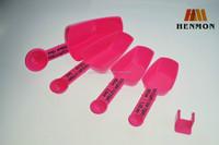 MX-KT14-028 Food grade Plastic ice scoop,ice shovel
