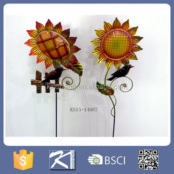 Garden Painted Metal Sunflowers, Garden Painted Metal Sunflowers Suppliers  And Manufacturers At Alibaba.com