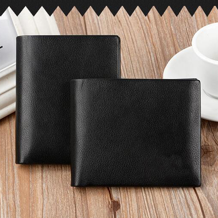 Luxury Genuine Cowhide Leather Wallet