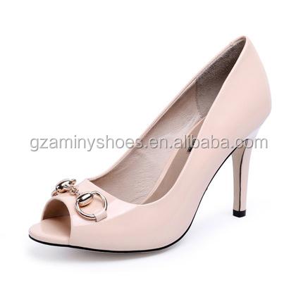 middle heel peep toe shoes buy high heel peep toe