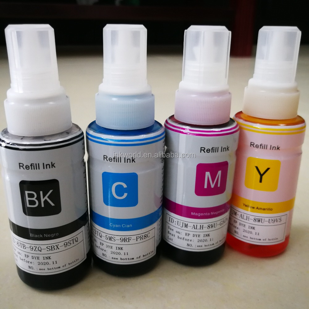 Dye Inkjet Ink For Epson L355 Fast Print Black 100ml Based Photo Premium Suppliers And Manufacturers At
