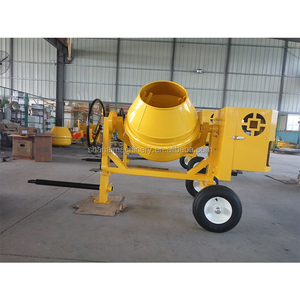 hand push cement mixer export to cook islands Towable 800L industrial concrete mixer machine