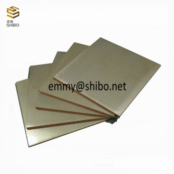 most sellable tungsten copper alloy / WCu alloy