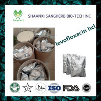 High Quality 99% Levofloxacin HCl CAS 177325-13-2 Best price Hot sale Fast Delivery