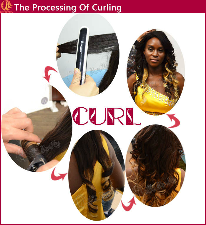 New arrival!!!2014 Brazilian lose wave T color hair weft