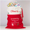 China supplier 2016 Christmas gift bags velvet santa sack wholesale
