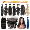 Factory Wholesale Cuticle Aligned Cheap Brazilian Hair Vendor 100% Natural Virgin Human Hair Extension 8A Grade Brazilian Hair
