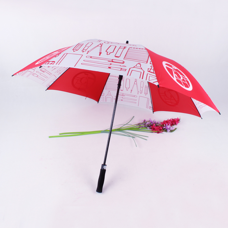 photograph about Umbrella Pattern Printable known as Personalized Umbrella Total Fiber Gl Ribbs Golfing Umbrella With Slik Print Routine - Invest in Tailor made Umbrella,Fiber Gl Ribbs Umbrella,Umbrella With