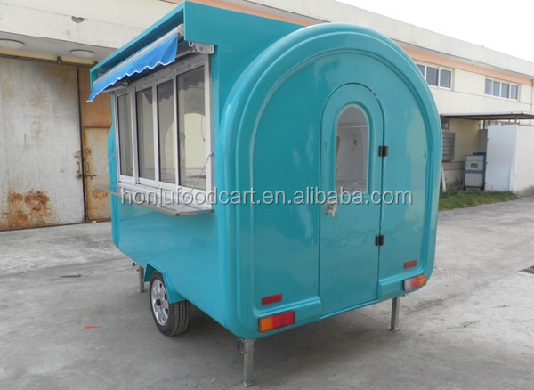 New Condition Bicycle Food Cart Food Service Cart Mobile