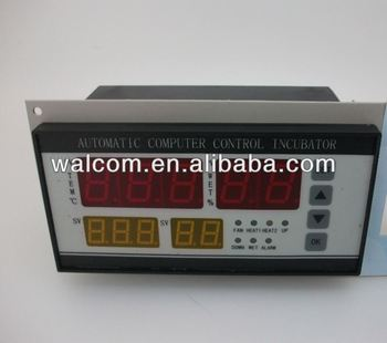 Xm-18 Four Screen Four Display Automatic Incubator Thermostat ...