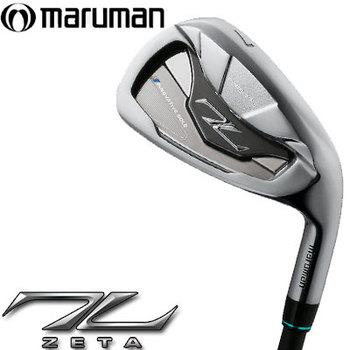 Maruman Zeta Type-713 Iron Set (# 6-pw),Z713 5series Carbon Shaft ...