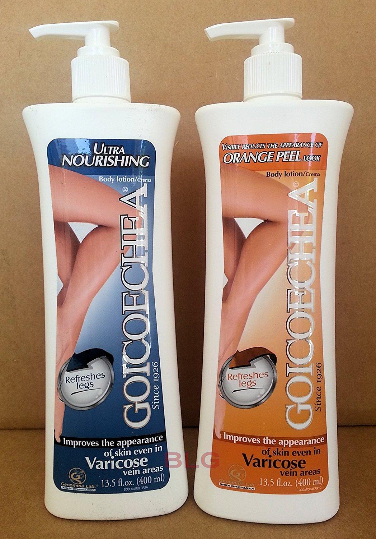 Buy Goicoechea Body Lotion Cream Ultra Nourishing Orange Peel