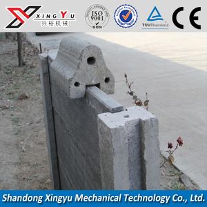 Concrete Fence Mold Making Machine, Concrete Fence Mold