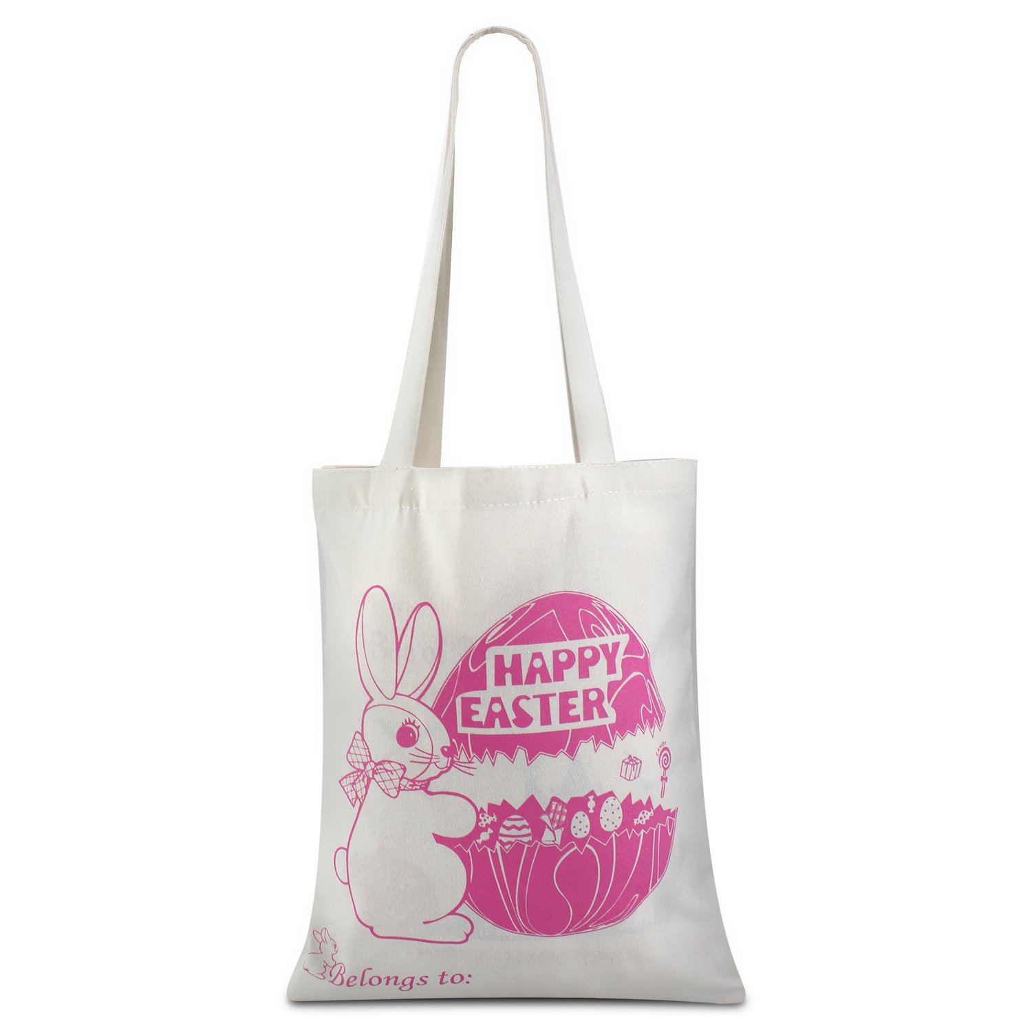 Cheap easter bag ideas find easter bag ideas deals on line at get quotations easter gift bag easter presents for kids from easter bunny basket personalized easter eggs basketsbags for negle Gallery