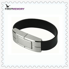 Leather Wristband pendrive usb data device storage 16gb 8gb