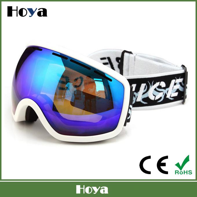 bd7512df781 de doble lente permanente anti- niebla hombre de nieve gafas de mujer