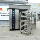 Rotary Oven for bread and chicken /Gas /Electric /Diesel Rotary Oven/Rotating Bakery Ovens