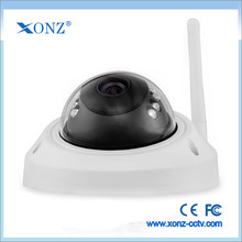 1080P Wireless security camera MIni Dome housing vandal IK10 IP cameras