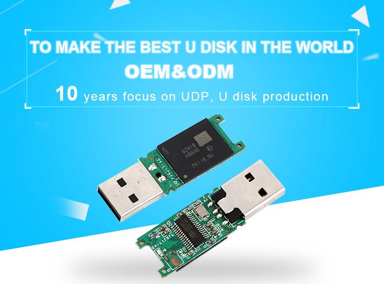 Chip USB USB Ổ Đĩa Flash Không Có Nhà Ở Ban PCB 16 gb Chip Bộ Nhớ Flash