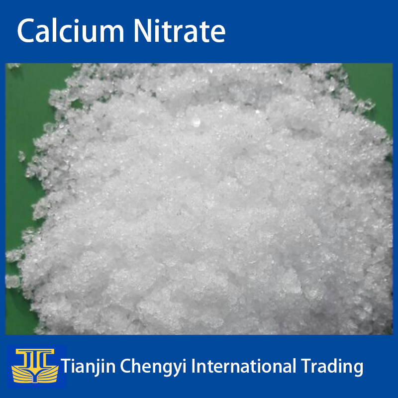 High quality China manufacturer price for calcium nitrate fertilizer