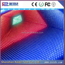 Optoelectronic Displays, Easy installation & Packing new led curtain light for background of party abd club