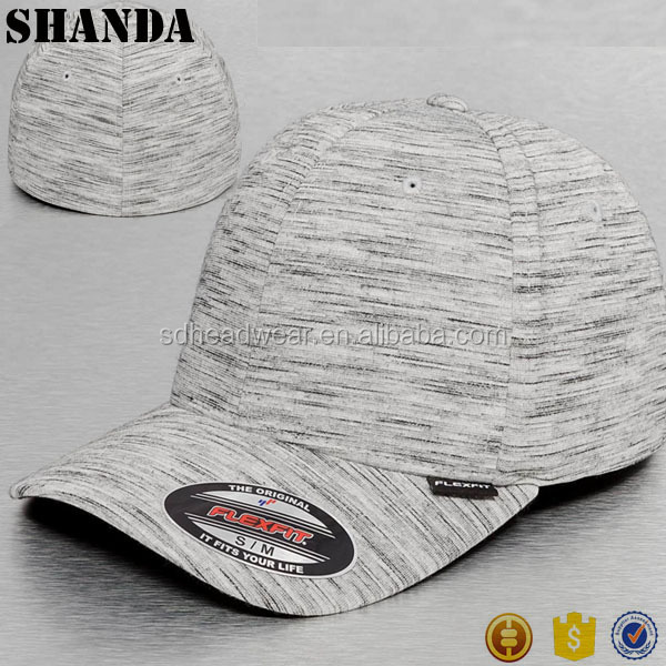 6 panel embroidered a flex caps wholesale hats flexfit baseball cap closed back , custom flexfit cap, flex fit hats