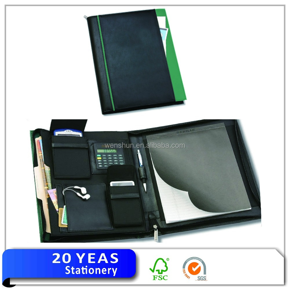 resume Leather Folder For Resume leather folder for interview suppliers and manufacturers at alibaba com