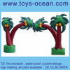inflatable jungle arch /inflatable advertising jungle items/inflatable tree arch