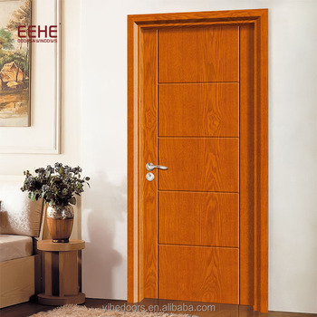 Modern Design Pvc Plastic Interior Wooden Door Buy Pvc Door Frame