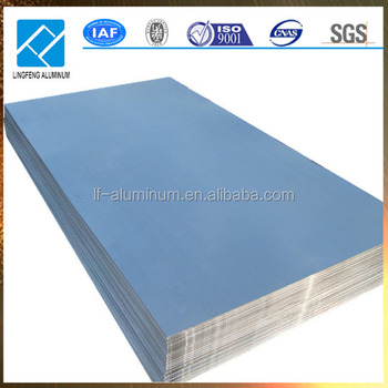 Food Grade Aluminum Sheet Plate 6mm