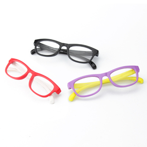 77114ceccd Logo Printed Best Price Rubber Flexible Frame Computer Radiation Protection  Glasses For Kids