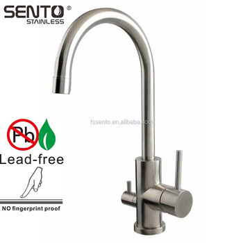 Brass Fitting Kitchen Sink Mixer Tap Water Faucet - Buy Sink Mixer ...