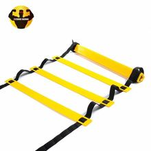 RAMBO Customize Logo Customized Rungs Speed Trainning Agility Ladder
