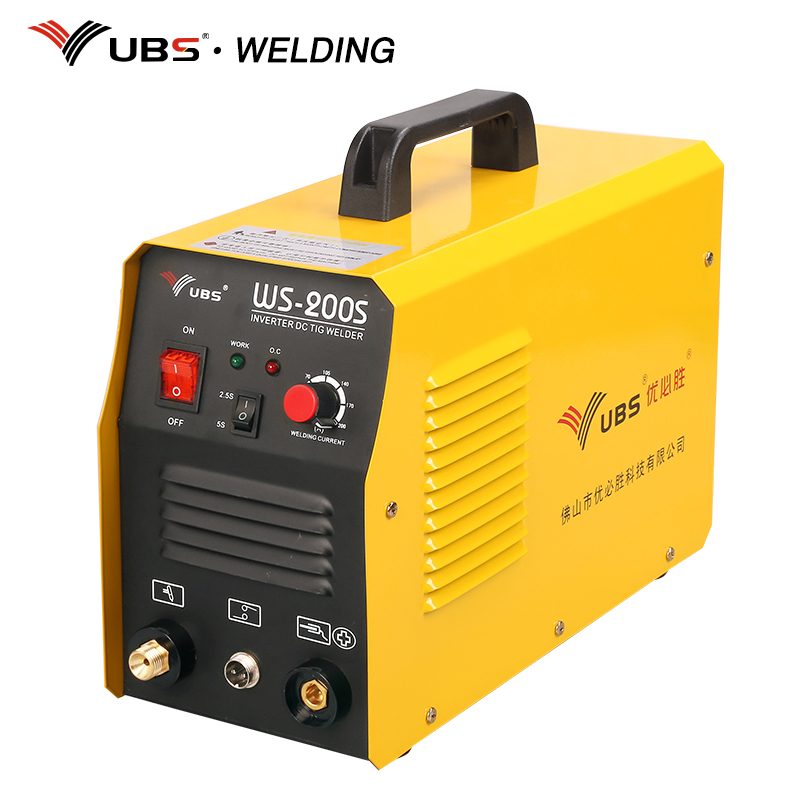 Single phase ws series portable dc inverter argon welding for Argon ptable