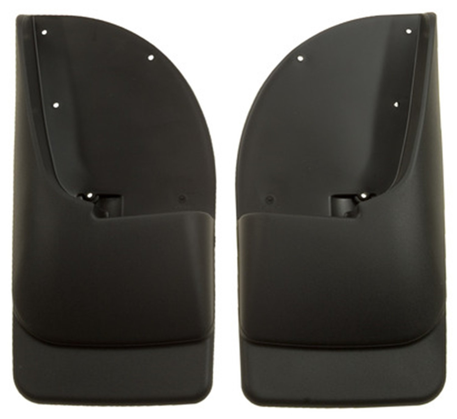 Husky Liners Rear Mud Guards Fits 99-10 F250/F350 w/o Flares