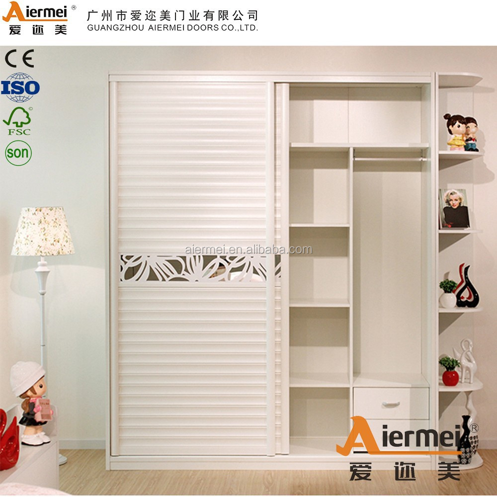 Pas cher armoire chambre armoire murale design garde robe id de ...