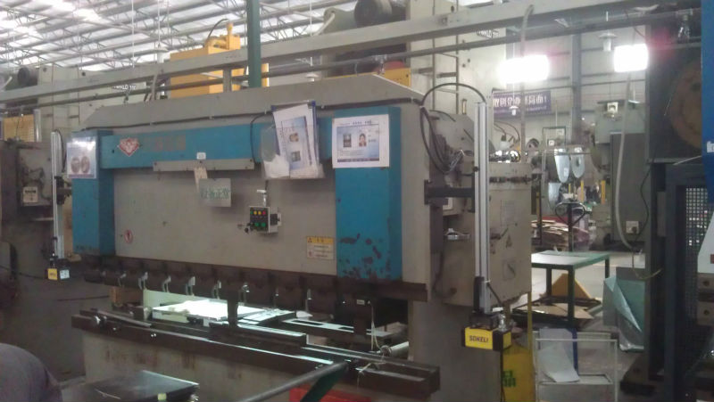 Type4 Laser Protective Device For Automatic Amada Bending