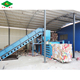 High energy rice straw baling machine/baler machine