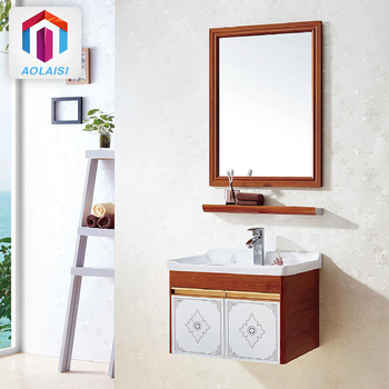 Wash Basin With Custom Bathroom Vanity Wall Cabinets Online White Wooden Color Aluminium Vanity And Basin Set With Mirror Buy Vanity And Basin
