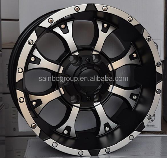 Hot Sale 15 16 17 18 19 Inch 4*100/114.3 Alloy Wheel /car Rim-6 ...
