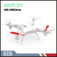 953 4CH 2.4HZ 6Axis LED Flashing Light RC Mini Flying Toy Plane
