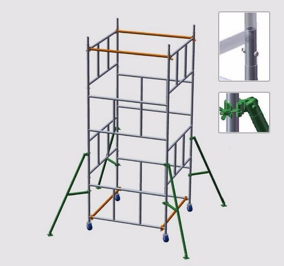 Scaffolding Sizes Standard From China Famous Supplier