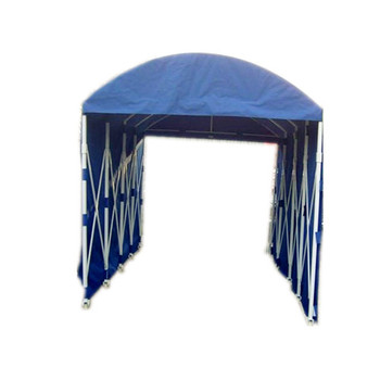 Hot Sale Sun Shade Portable Aluminum Frame Foldable Car Cover Tents ...