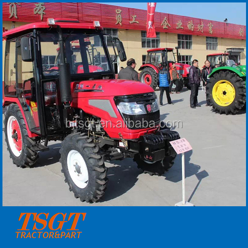 cabin FOTON tractors with shuttle shift 2wd and 4wd 28hp/30hp/35hp/40hp/45hp/50hp